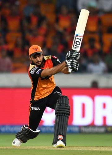 Manish Pandey shines as Sunrisers Hyderabad beat Rajasthan Royals