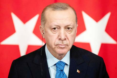 Erdogan says Turkey tested Russian S-400s, shrugs off US reaction