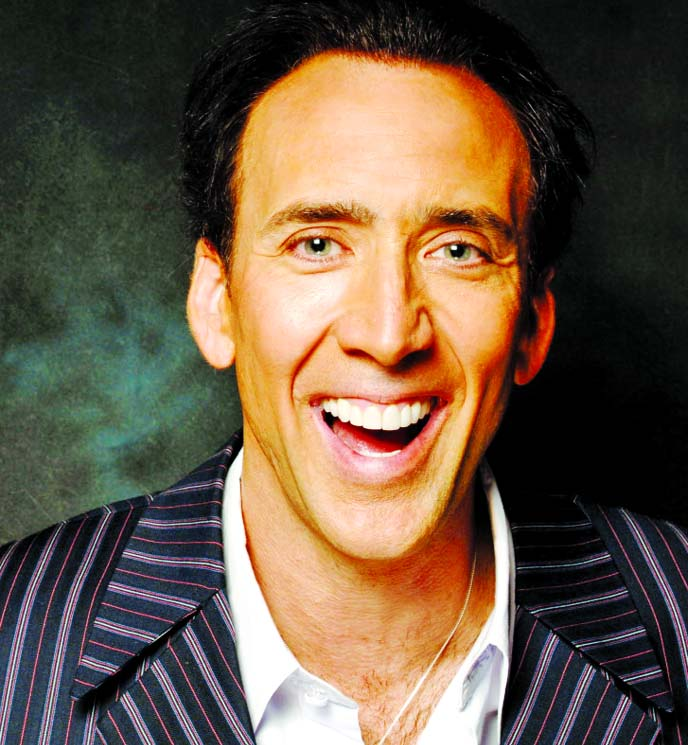 Nicolas Cage quit gambling after winning $20K, donating it to an orphanage