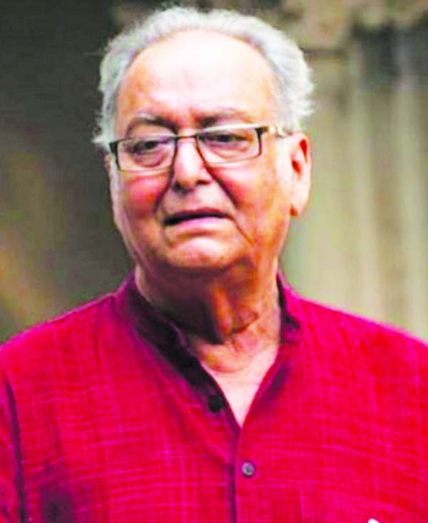 Soumitra 'not responding' to treatment