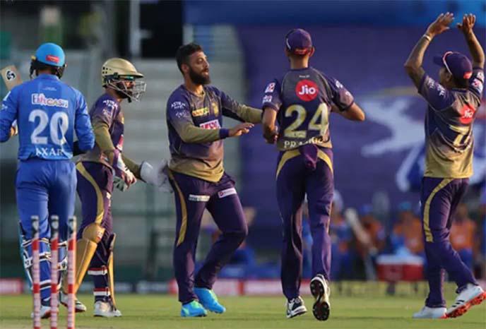 Kolkata boost play-off hope in IPL