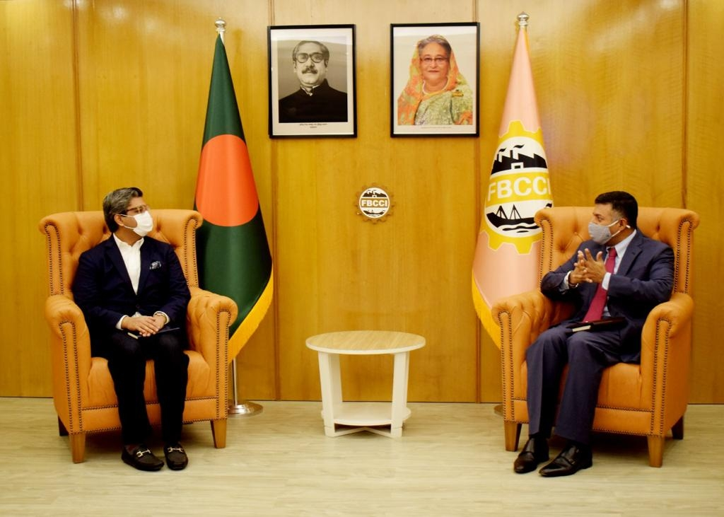 India-Bangladesh can achieve greater trade synergies both bilateral and beyond: FBCCI