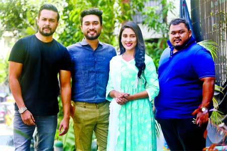 Four actors reunite in sequel drama