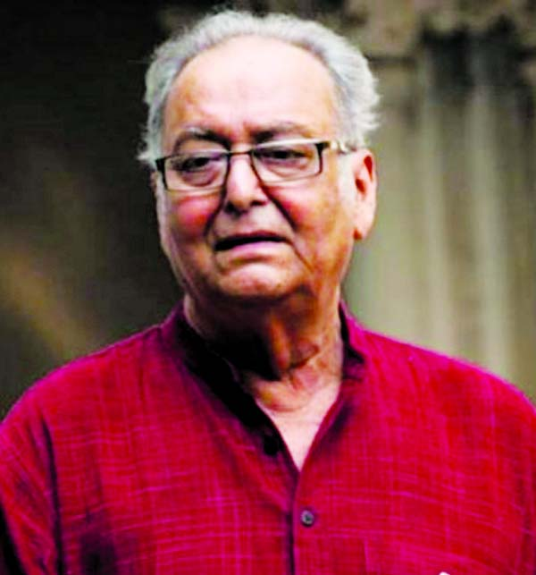 Soumitra putting up a very strong fight: Doctors