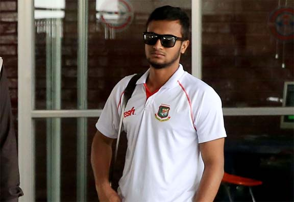 Shakib Al Hasan totally free now