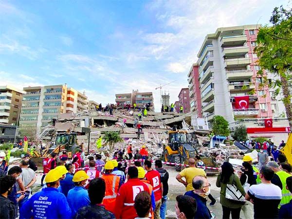 Death toll reaches 26 in earthquake that hit Turkey, Greek island