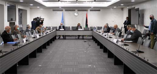 Rival factions in Libya agree on implementation of ceasefire deal