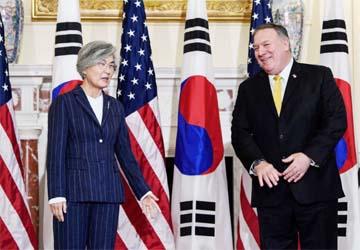 S Korea appealed for Biden's `summit-level` interests in North Korea talks