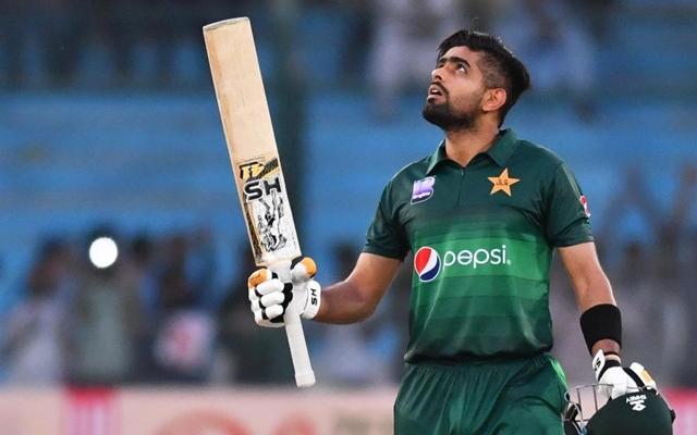 Babar replaces Azhar as Pakistan Test skipper