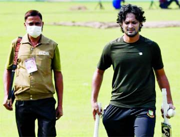 BCB gives gunman for Shakib