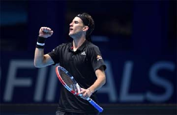 Nadal vows to keep fighting after Thiem loss at ATP Finals