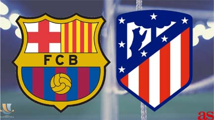 Opportunity knocks for Atletico to make title statement against Barca