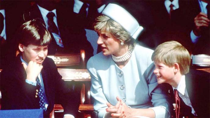 Prince William 'tentatively welcomes' Diana's interview inquiry