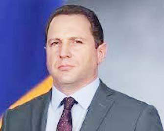 Armenian Defence Minister tenders resignation