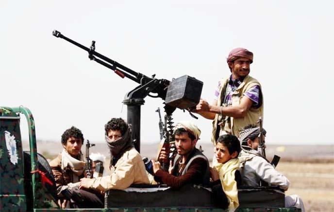Terrorist tag for Yemen's Huthis raises fears of aid blocks