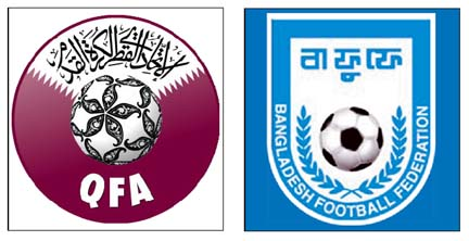 QFA confirms time & venue of WC Qualifying match with BD
