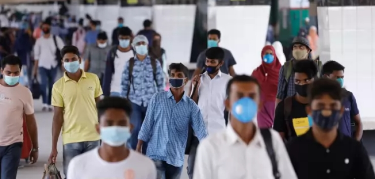 Bangladesh records 2,060 new virus cases, deaths surge by 38