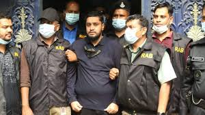 'Golden Monir' named in three cases as police seek remand