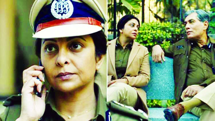 Delhi Crime wins Int'l Emmy Award for Best Drama series
