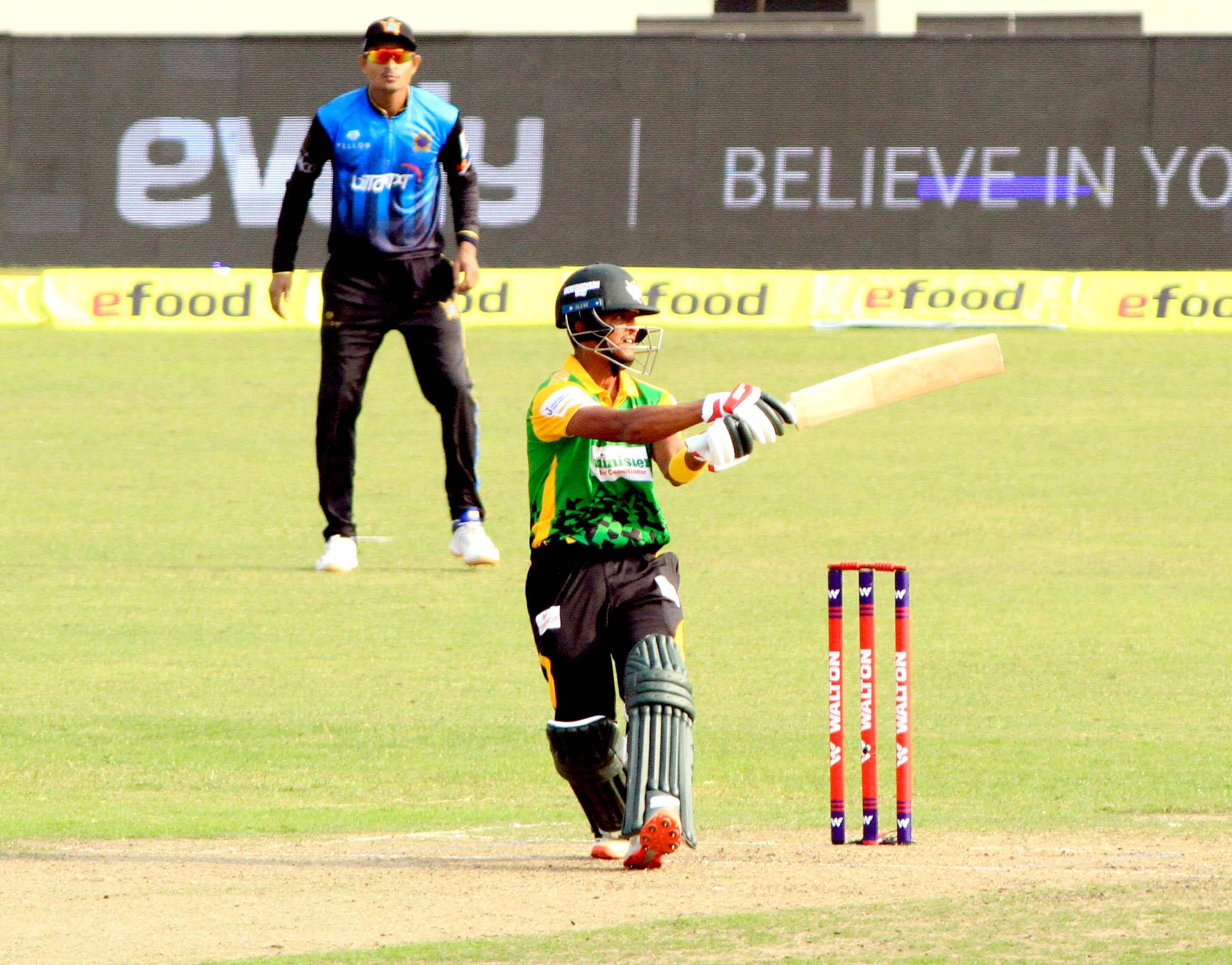 Bangabandhu T20 Cup Minister Group Rajshahi win a thriller