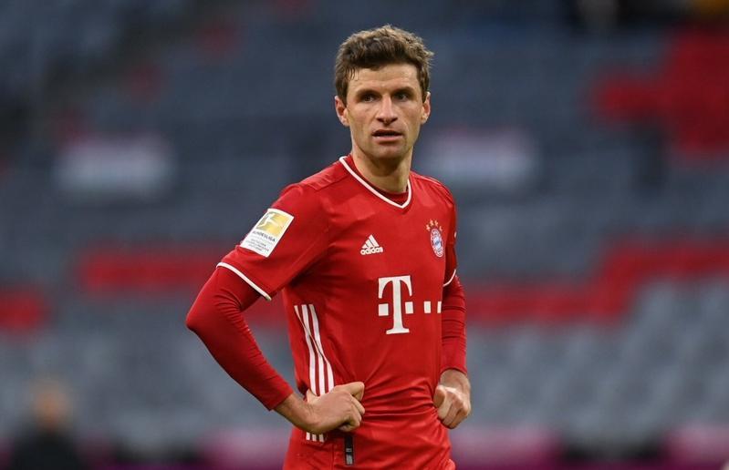 German Football Assoc officials demand Mueller
