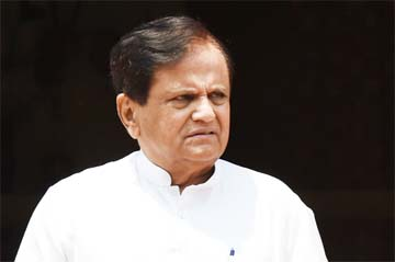 Senior Congress leader Ahmed Patel dies