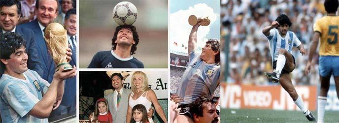 Maradona factfile