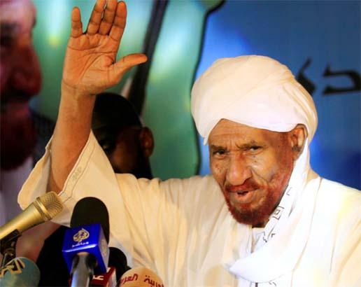 Sudan's former PM Sadiq al-Mahdi dies of COVID-19