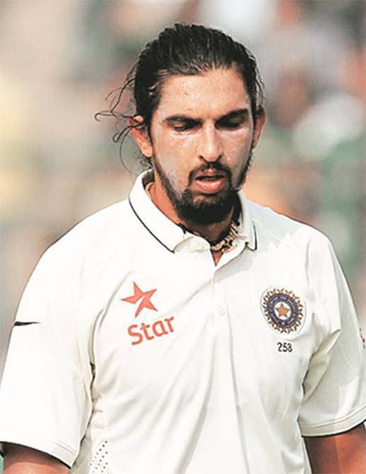 Ishant Sharma out of Australia Test series