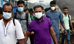 Bangladesh logs 1,908 new virus cases, deaths jump by 36