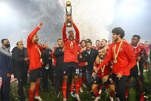 Egypt's Al-Ahly beat Zamalek to win African Champions League