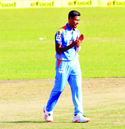 Sublime Mustafizur stars in Chattogram's second straight victory