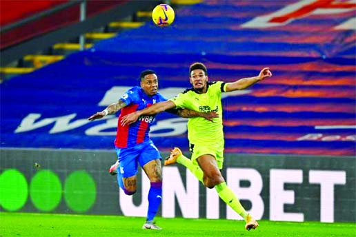 Rare Joelinton strike helps Newcastle seal late win at Palace