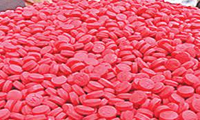 3 held with 50,000 Yaba pills in city