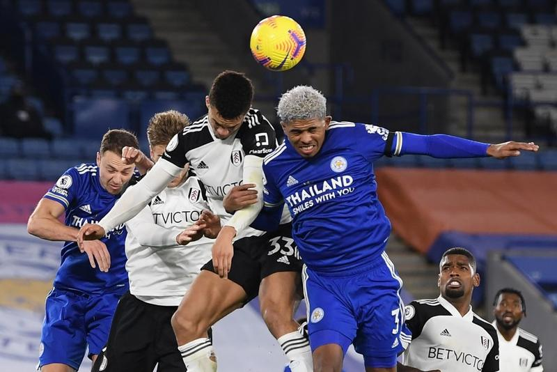 Fulham overcome penalty woes to beat Leicester