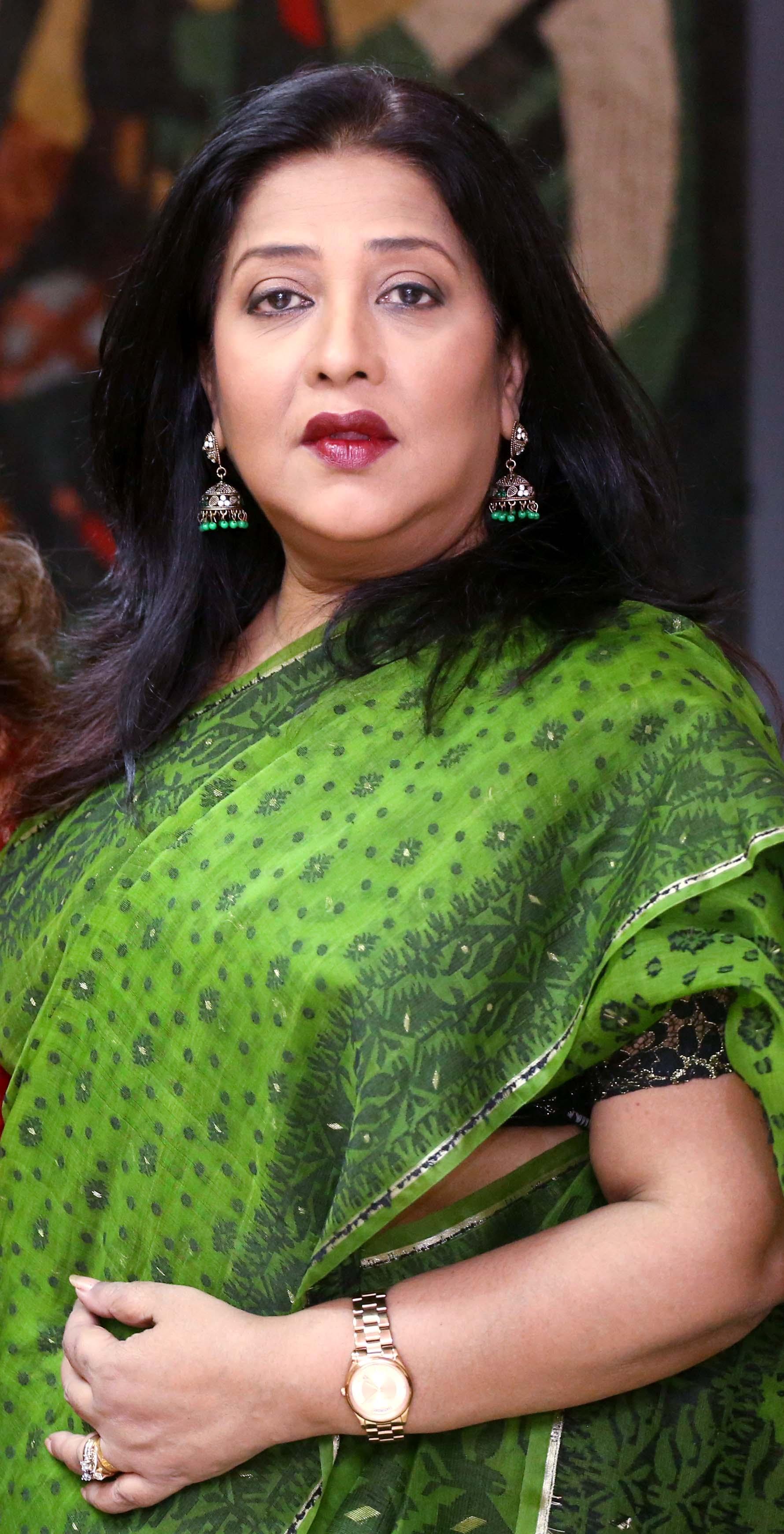 Happy birthday to Subarna Mustafa