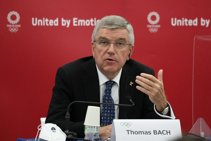 IOC President Bach runs unopposed to stay on until 2025