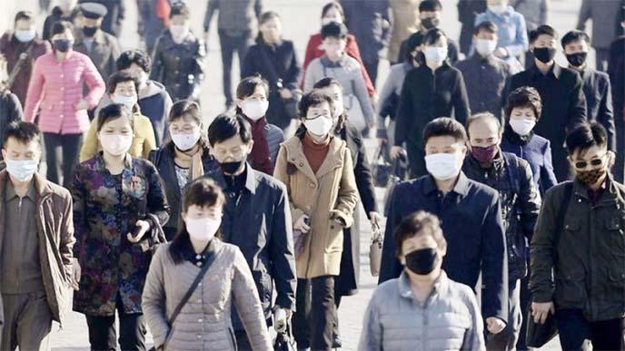 Last foreign Red Cross workers leave North Korea amid coronavirus curbs
