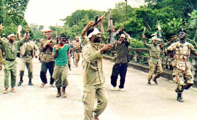 Liberian ex-commander faces war crimes trial