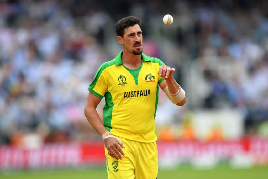 Starc rejoins Australia squad for India Test after family illness