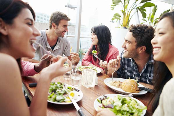 Giving up meat often changes our choices of friends, lovers