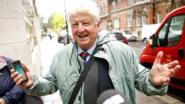 British PM Boris Johnson`s father seeks French citizenship