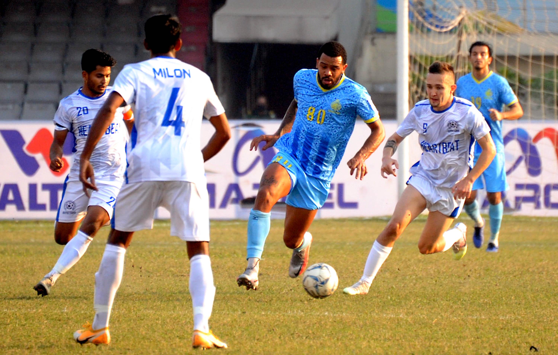 Fed Cup Football: Dhaka Abahani in semis
