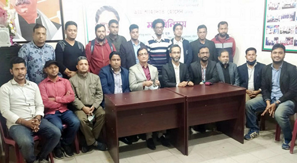 Media has a lot of responsibility towards society: Dr. Shahadat