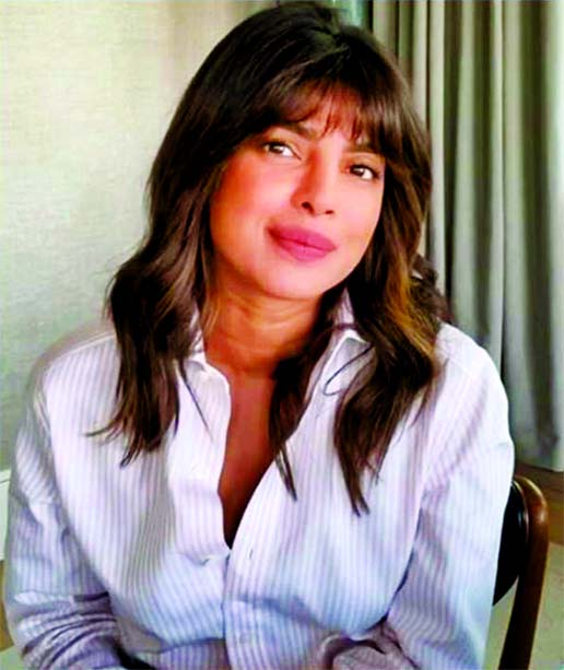 Priyanka Chopra didn't break COVID protocol in UK; explains her salon visit amid lockdown