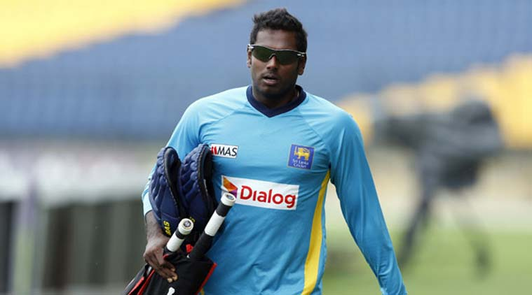 Sri Lanka's Mathews returns for England Tests