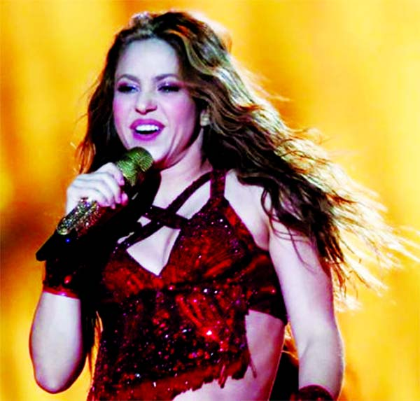 Shakira tunes in to trend of selling music rights