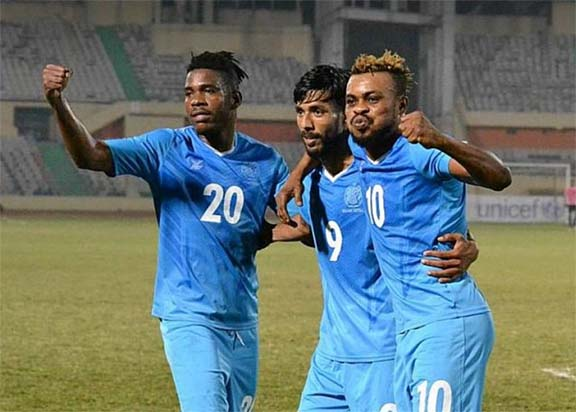 Dhaka Abahani edge past Police