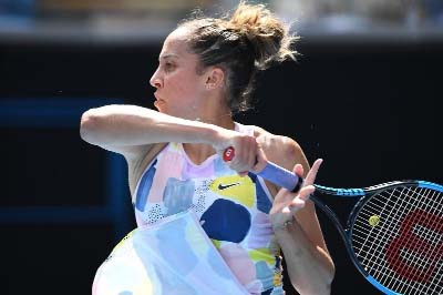 Madison Keys tests positive for Covid-19