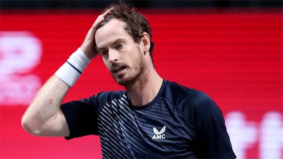 No special favours for virus-hit Andy Murray, Aussie health chief says